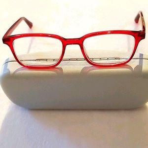 Woman's  Warby Parker Prescription  Glasses